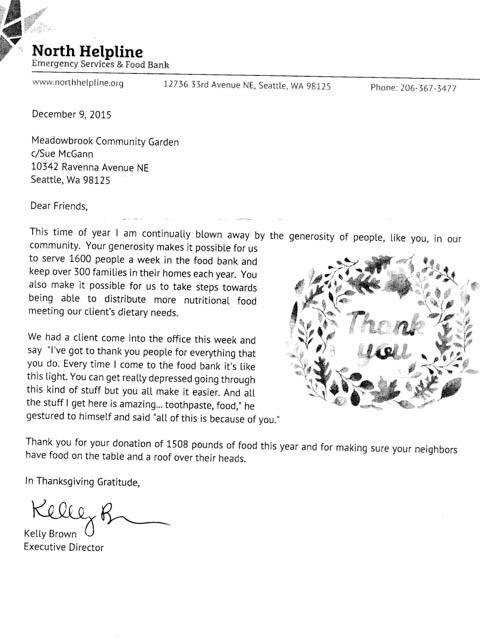 NorthHelpLine letter to MCGO-1