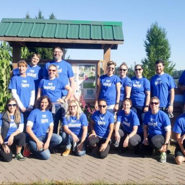Day of Caring at MCGO