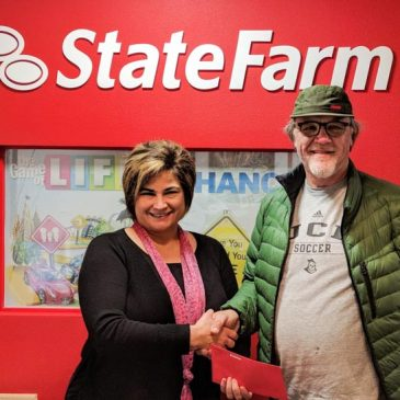 State Farm Supports Holiday Project