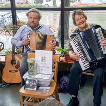 Polka Sundays at Kaffeeklatch Bakery/ Cafe