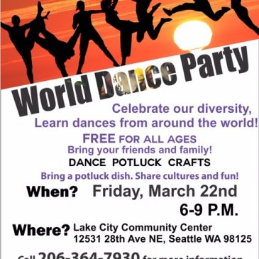 World Dance returns to Lake City District