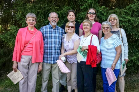 Meadowbrook Garden and Orchard Tour