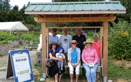 Church group tours MCGO