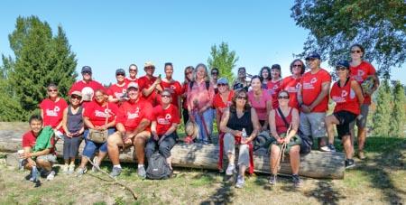John Rogers Elementary 9/11 Volunteer Day