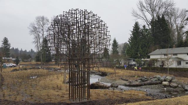 Meadowbrook's Thornton Creek 35th Street Work Complete