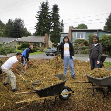 Seattle Pacific University's  Cityquest Event