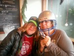 Hamming it up! A fun time to be pulling  for the Seahawks