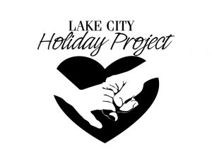 The new logo by Joann Kerr Design replaces the 2004 holiday project designed logo (Barge Dog Design)