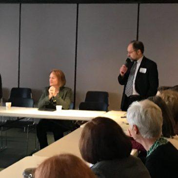 Lake City Faith leaders meet Seattle Mayor